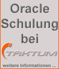 Oracle Schulung